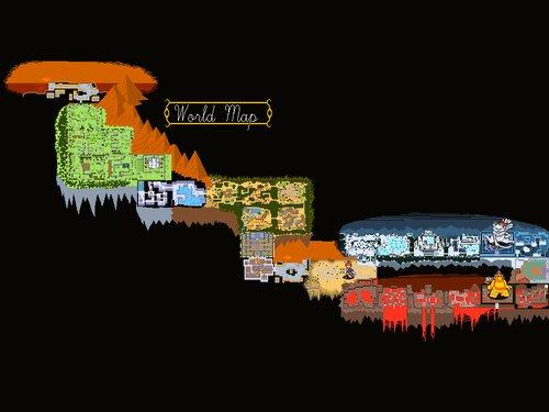 ジゴクロン Game Screen Shot2