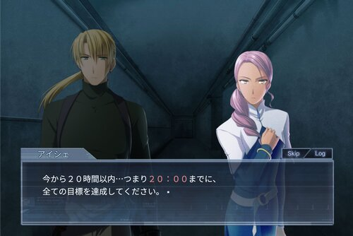 Oddface Evolve Vol.2「深層での攻防」 Game Screen Shot2