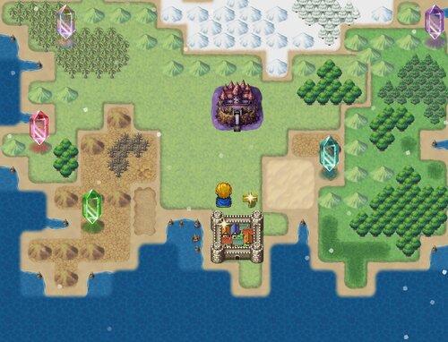 モンスターファースト Game Screen Shot3