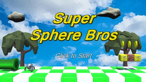 SuperSphereBros Game Screen Shots