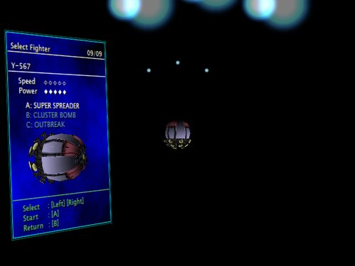 Rampage in the sky Game Screen Shot4