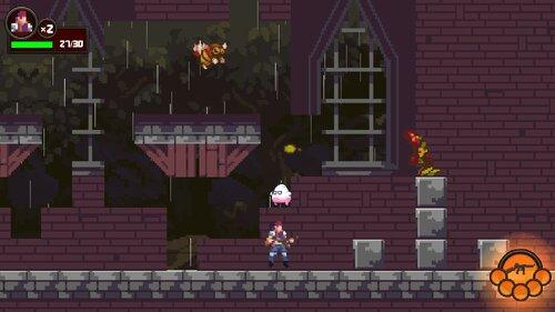 The Monster Gun's Open Alpha Game Screen Shot3