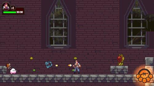 The Monster Gun's Open Alpha Game Screen Shot4