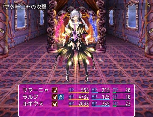 5縛り魔法使い Game Screen Shot2