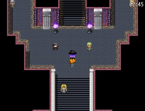 5縛り魔法使い Game Screen Shot5