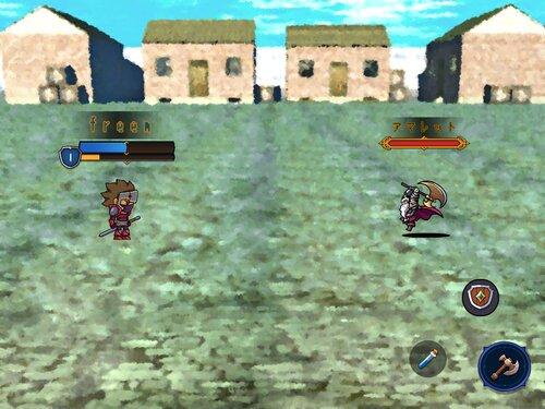 LvUp勇者(未完成版) Game Screen Shot3