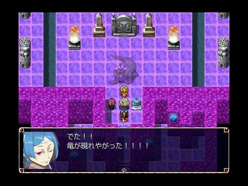 ベイカントクロウ The Evil God Chronicle Game Screen Shot2