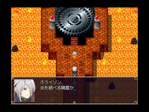 ベイカントクロウ The Evil God Chronicle Game Screen Shot3