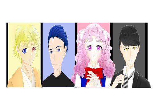 涙恋花 Game Screen Shot1