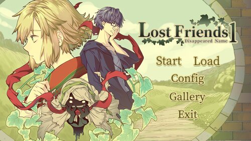 Lost Friends1 Game Screen Shots