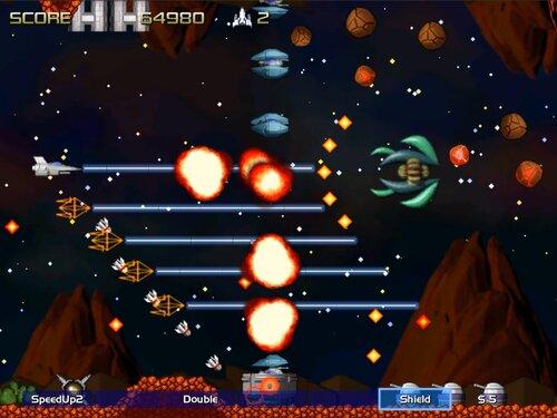 SPOLOUS Game Screen Shots