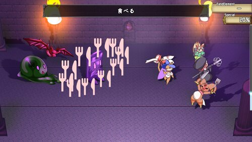 WhiteClothes-Demo Game Screen Shot4