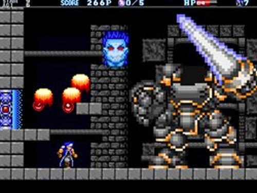 血の鎮魂歌 青の勇者+ Game Screen Shots