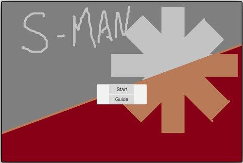 S man Game Screen Shots