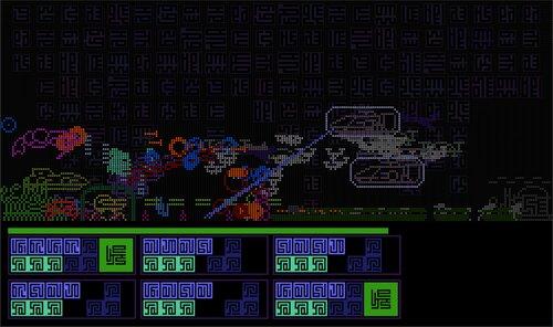 GALACTIC WAR Game Screen Shot