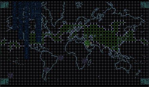 GALACTIC WAR Game Screen Shot4