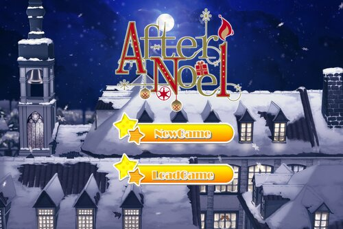 AfterNoel Game Screen Shots