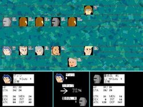 WARLOCK ‐2人で始めた戦争‐ Game Screen Shots