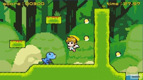 ブリ天GO_ver0.3(Windows版) Game Screen Shot1