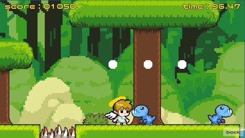 ブリ天GO_ver0.3(Windows版) Game Screen Shot3