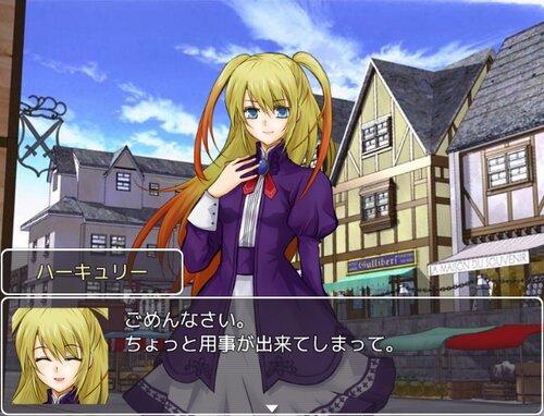 ゴーレムアルケミスト Game Screen Shot3