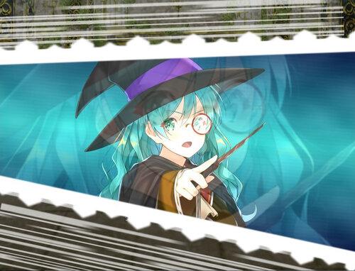 魔女塔のシュリィ Game Screen Shot2