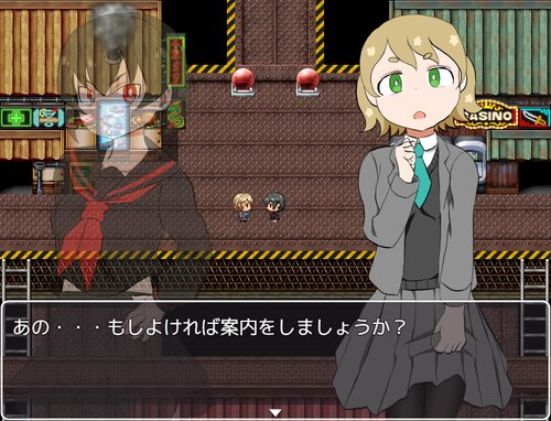 BOX GIRLS! Game Screen Shot3