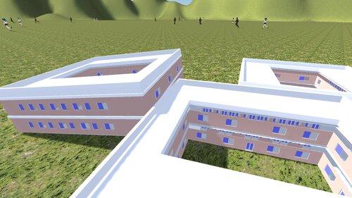 スクールスクールシミュレーター(SchoolSchoolSimulator) Game Screen Shot