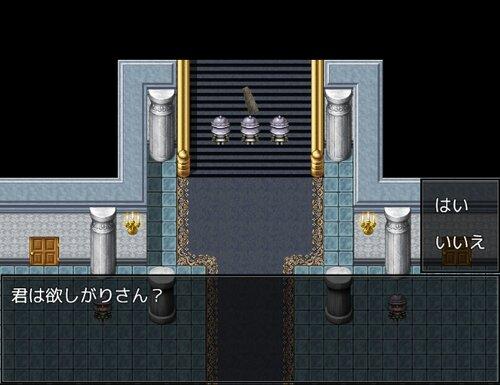 昆布の冒険 Game Screen Shot4