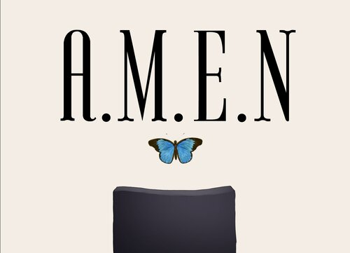 A.M.E.N Game Screen Shot