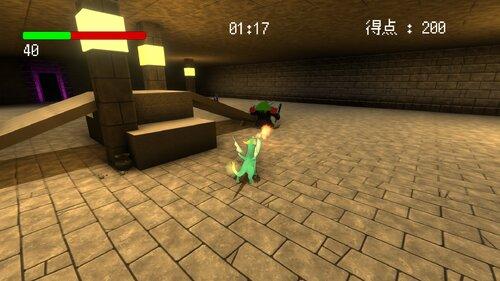 リトルドラゴンのダンジョン修行 Game Screen Shot1
