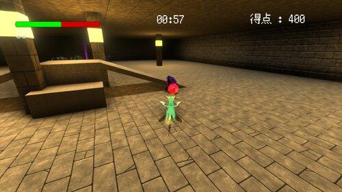 リトルドラゴンのダンジョン修行 Game Screen Shot3