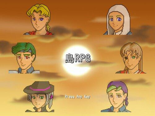 島RPG Game Screen Shots