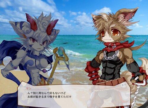 夢遊猫ハローワールドK Game Screen Shot2
