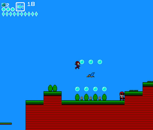 LARUA3 Game Screen Shot