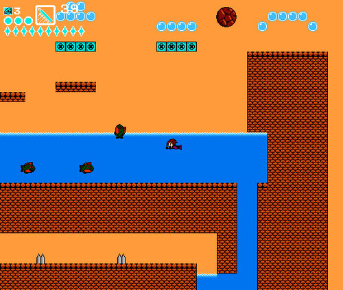 LARUA3 Game Screen Shot3