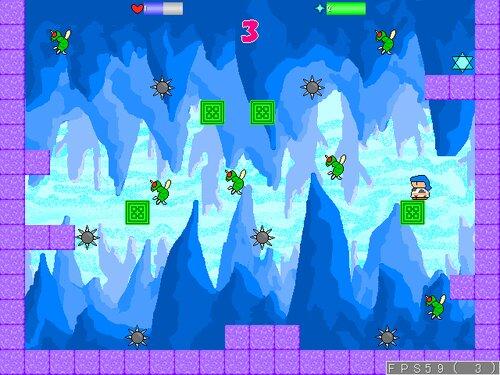 牛柄の勇者 Game Screen Shot1