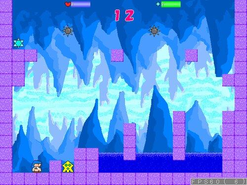 牛柄の勇者 Game Screen Shot2