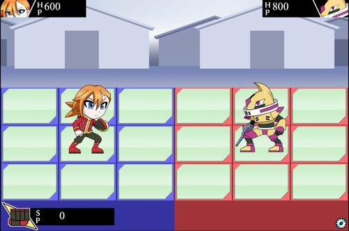 HARD PUNCHER(ハードパンチャー) Game Screen Shots