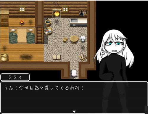 弌の賊の話~雪の贈り物~ Game Screen Shot2