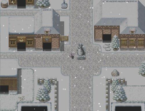 弌の賊の話~雪の贈り物~ Game Screen Shot3