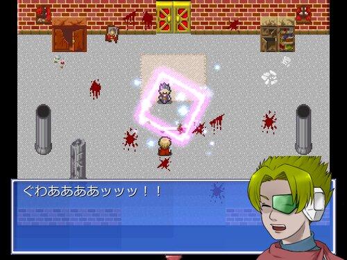 ファイヤーエムブレイス~選ばれしチー牛の剣~ Game Screen Shot1