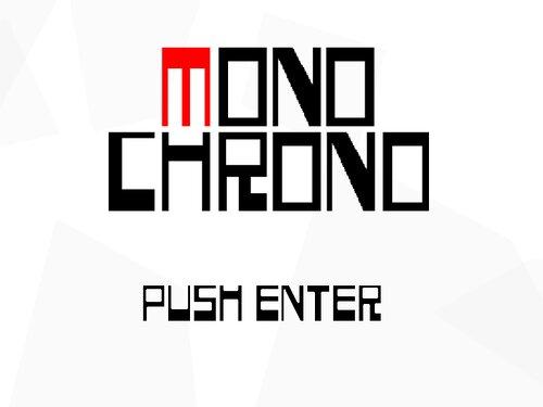 MonoChrono(モノクロノ) Game Screen Shot1