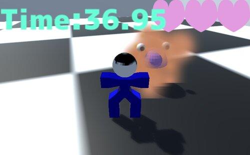 モンスター倒し Game Screen Shot1