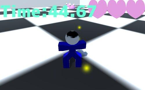 モンスター倒し Game Screen Shot2