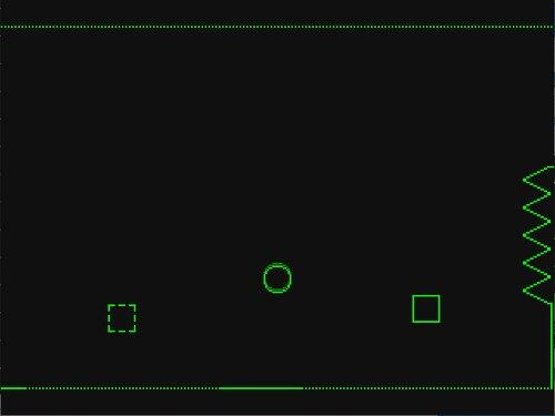 LINE BALL MOVEMENT Game Screen Shot3