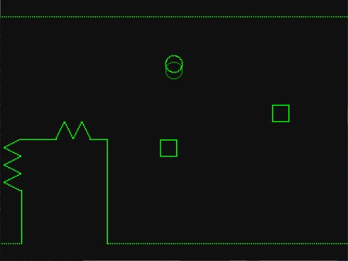 LINE BALL MOVEMENT Game Screen Shot5
