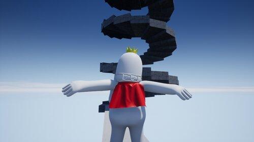 王子のラン Game Screen Shot2