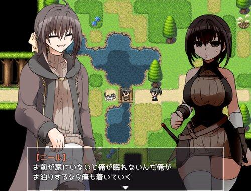 フォールエンブリオ Game Screen Shot1