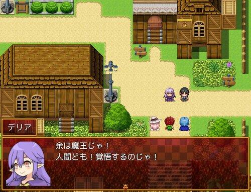 魔王ちゃんはクソゲーになりたい! Game Screen Shot
